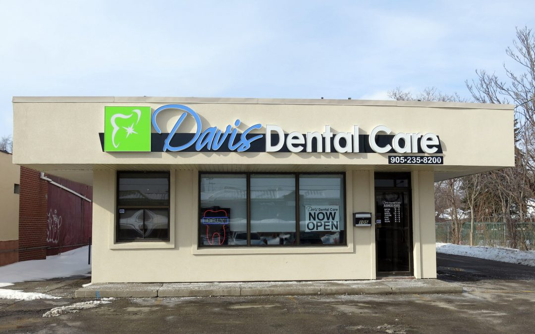 Dr. Scott Ly's New Office is Now Open in Newmarket, Ontario! (Photos)