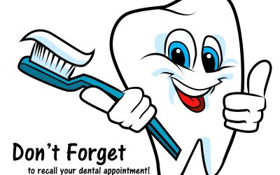 The Importance of Dental Recall Appointments